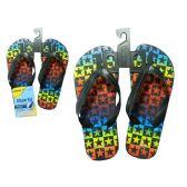 72 Units of Slipper For Boy 3ass tsize 11-3 - Boys Flip Flops & Sandals