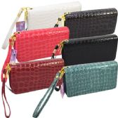 144 Units of Ladies Wallet Assorted Colors - PURSES/WALLETS