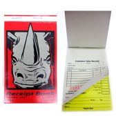 100 Units of RECEIPT BOOK 2 PART 70 SET 3 INCH BY 5.5 INCH