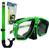 36 Units of Scuba Mask and Snorkel Sets - Summer Toys