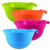 48 Units of Pouring Bowl 85oz - Plastic Bowls and Plates