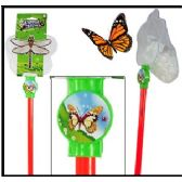 48 Units of Butterfly Net - Summer Toys