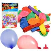 120 Units of 100 PIECE WATER BALLONS.