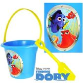 24 Units of DISNEY'S FINDING DORY SAND PAIL & SHOVEL SETS. - Beach Toys