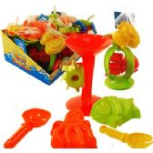 24 Units of FUNNEL SAND SETS - Beach Toys