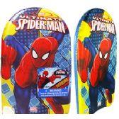 12 Units of SPIDERMAN KICKBOARDS. - Beach Toys