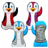 48 Units of INFLATABLE PENGUINS - Beach Toys