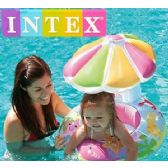 8 Units of INTEX FISH & FRIENDS BABY FLOAT. - Inflatables