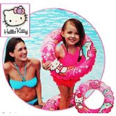 36 Units of HELLO KITTY SWIM RINGS - Inflatables