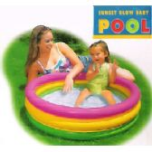 6 Units of INFLATABLE SUNSET POOLS - Inflatables
