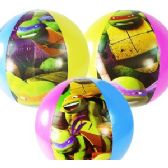 36 Units of TMNT BEACH BALLS - Beach Toys