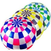 192 Units of INFLATABLE CHECKERED BALLS