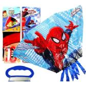 48 Units of DISNEY AND MARVEL AIR FOIL POLY KITES. - Summer Toys