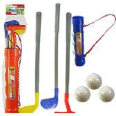 24 Units of KIDDIE GOLF PLAYSETS. - Toy Sets
