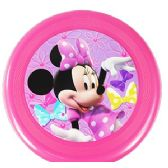 24 Units of DISNEY'S MINNIE BOWTIQUE FLYING DISCS - Summer Toys