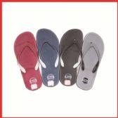48 Units of Mans Solid Color Flip Flops