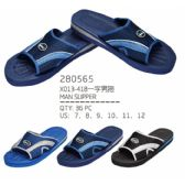 36 Units of Men's Shower And Beach Sandal
