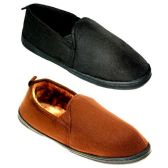 36 Units of Wholesale MENS SLIPPERS