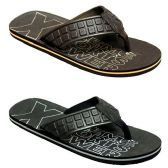 36 Units of Wholesale MENS THONG SANDALS