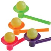864 Units of BLOW CUP AND BALL GAMES - Party Favors