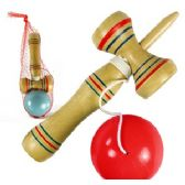 48 Units of KENDAMA BALL & CUP GAMES - Dominoes & Chess