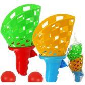 24 Units of 4 PIECE POP AND CATCH SETS - Novelty Toys