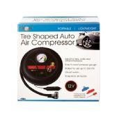 6 Units of Portable Tire-Shaped Auto Air Compressor