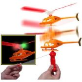 36 Units of AIR FORCE ZOOM COPTERS WITH LIGHTS.