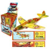 768 Units of POWER PROP FLYING GLIDERS - Cars, Planes, Trains & Bikes