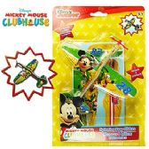 24 Units of 2 PIECE DISNEY'S MICKEY'S CLUBHOUSE SPINNING PROP GLIDERS. - Cars, Planes, Trains & Bikes