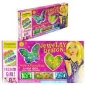 48 Units of BUTTERFLY BEADING KITS.