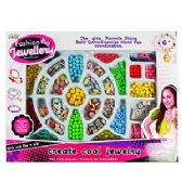 24 Units of FASHION JEWELRY BEADING KITS