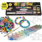 25 Units of DIY LOOM BAND KITS. - Craft Kits