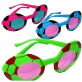576 Units of KIDDIE SOCCER BALL SUNGLASSES