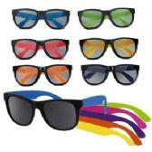 192 Units of NEON SUNGLASSES - Kids Sunglasses