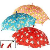 25 Units of KID'S UMBRELLAS W/WHISTLES - Umbrellas & Rain Gear