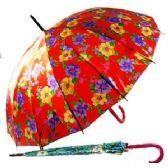 24 Units of Ladies Printed Umbrella