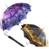 24 Units of DOUBLE CANOPY UMBRELLAS - Umbrellas & Rain Gear