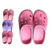 72 Units of Girls Garden Shoes Assorted Sizes And Color
