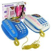 18 Units of 2 PIECE MY FIRST PHONE SETS - Educational Toys