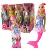 240 Units of MERMAID DOLL IN CARRYING CASE