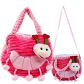 48 Units of PLUSH CUTIE THE CATERPILLAR PURSES - PURSES/WALLETS