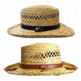 36 Units of Wholesale RUSH STRAW HAT - Sun Hats