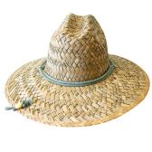 48 Units of Wholesale PALM STRAW HAT 1 STYLE AVAILABLE - Sun Hats