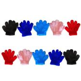 120 Units of Wholesale ASST SOLID GLOVE INFANT SIZES - Winter Gloves