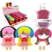 72 Units of SUPER GIRL LIP GLOSS PALETTES - Lip Gloss