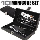 36 Units of 10 PIECE MANICURE SETS - Manicure and Pedicure Items
