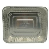 100 Units of Wholesale RECTANGLE TURKEY PAN ALUMINUM