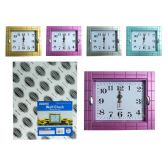 48 Units of Wall Clock 8.75x7.25""