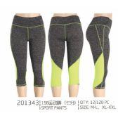 60 Units of Womans Jogging Pants Assorted Colors